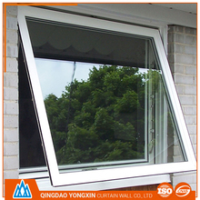 australia standard easy cleaning aluminum awning window with mosquito net