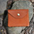Premium real leather wallet coin purse