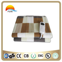 portable electric heating blanket with direct factory