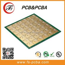 High frequency prototype pcb,rogers 4003 94v0 pcb board with ul