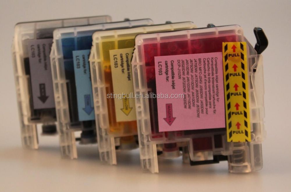 compatible Ink cartridge Brother LC103