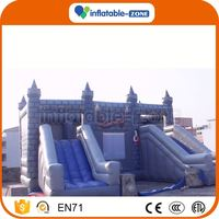 Factory Direct Wholesale air blown inflatable cartoon slide used water slides for sale