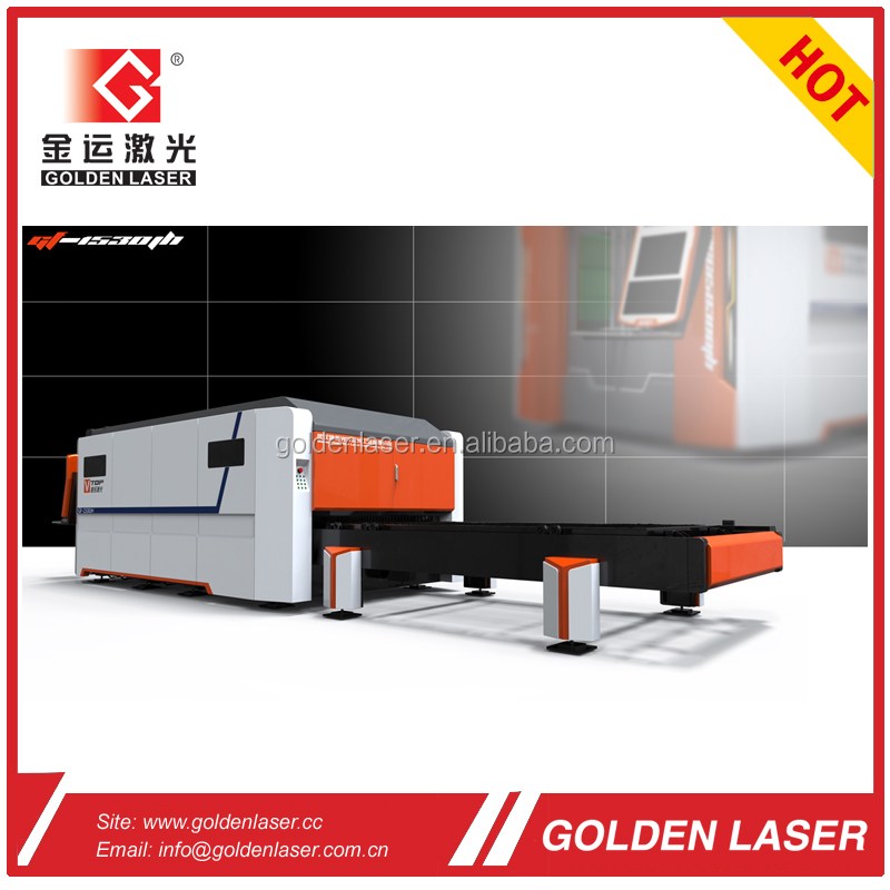 Fiber Metal Laser Cutting Machine/2000 W CNC Laser