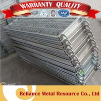 HIGH STRENGTH SCAFFOLD STEEL PLANK WITH HOOKS FOR CONSTRUCTION