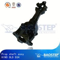 BAOSTEP Cold Forming Super Price Trailer Axle Kits For Hino Old D34