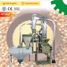 high capacity corn flour mill processing line manufacturer