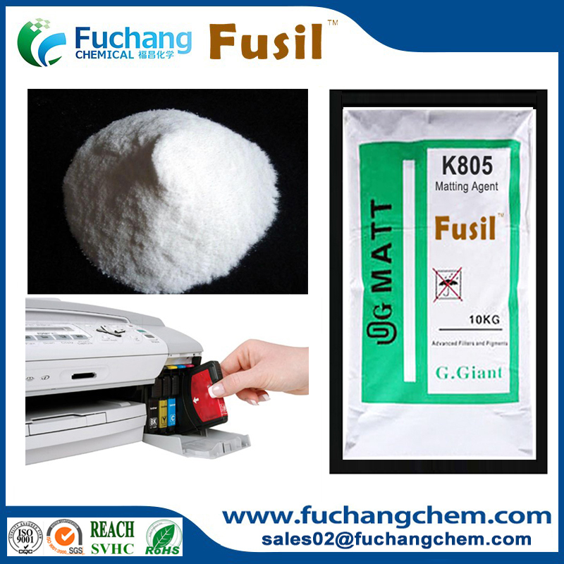 Good Quality good matting efficiency precipitated Aerogel silica flour