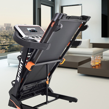 auto incline home use cheap treadmill with massager/vibrator