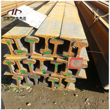 Standard UIC 54 uic60 steel rail with high quality