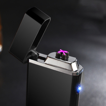 yanzhen Double Arc usb Lighter Rechargeable Lighter wholesale from china In Hot Sales 610