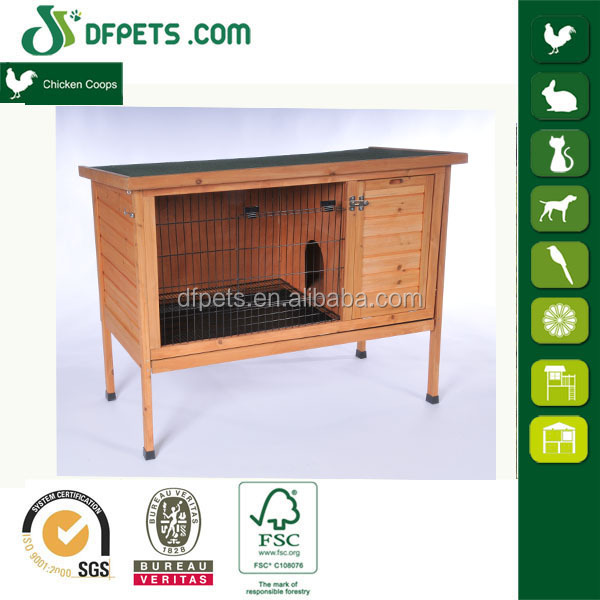 Pet cages - Rabbit Hutch with Tray