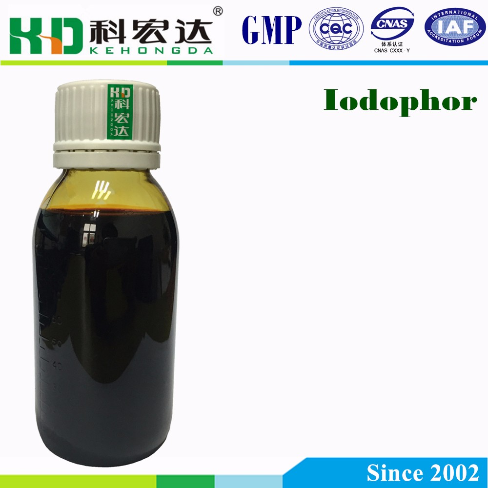 Iodophor solution, Cleaning Disinfectant