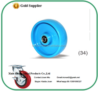 Roller Pin With Single Castors