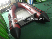 passenger hovercraft with Hypalon/PVC material for sale