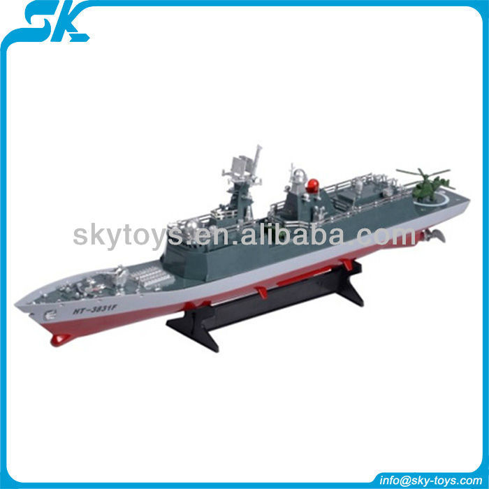 !Boat for Sale! RC Warship Destroyer Model Cruiser Boats inflatable rib boat