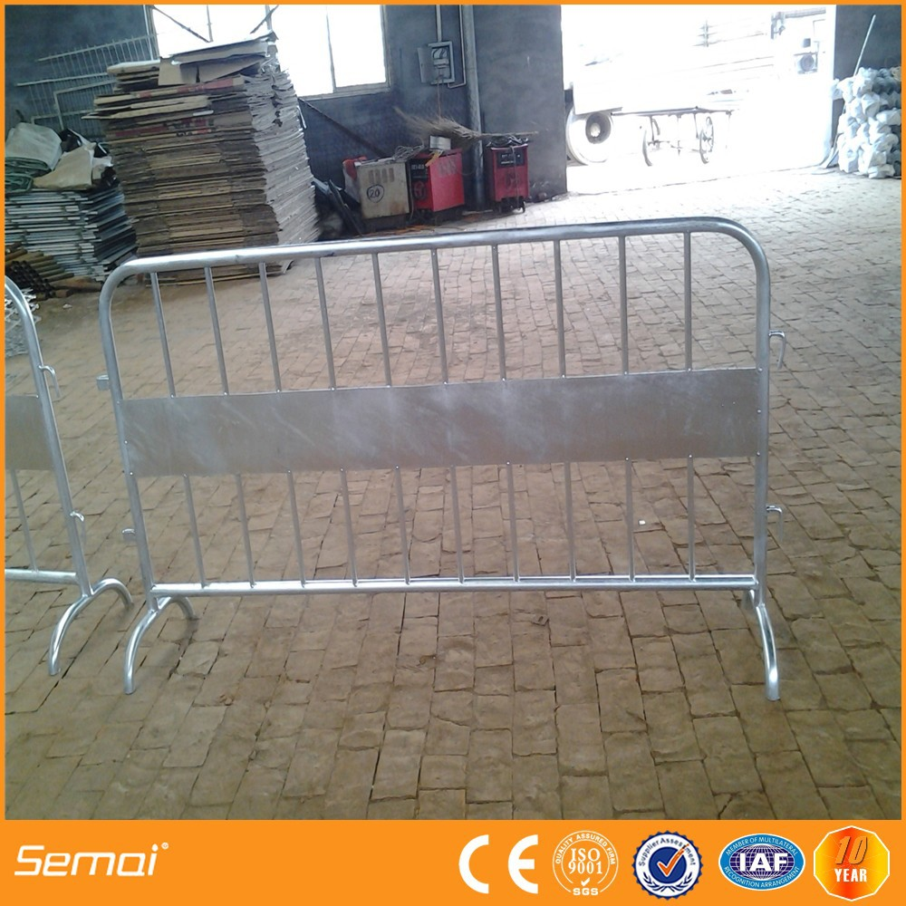 Galvanized Steel Road Safety Barrier Factory Price