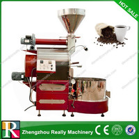 1kg electric heating drum coffee bean roasting equipment with competitive price