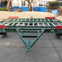 7 Tons 10 Feet Pallet Trailer
