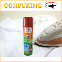 starch spray fragrance t shirt ironing
