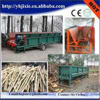 Logs barker/wood debarking machine/wood peeler on sell