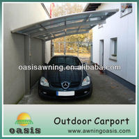 Garage shed,sunshade,polycarbonate block,polycarbonate canopy