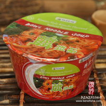 Kimchi Flavored Instant Ramen Noodle 90g in Cup