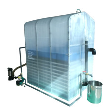 portable PUXIN pvc china small household biogas plant for cooking fuel