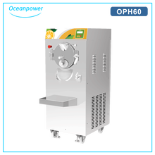 Oceanpower OPH60 gelato making machine, hard ice cream machine with CE CB UL RoHS Approved