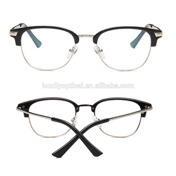 China wholesale optical cat eye frame glasses for females