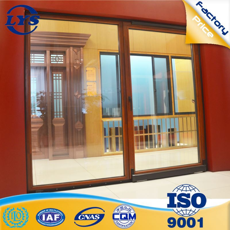 Luxury royal 8mm bullet proof tempered glass aluminium door and window making machine in india