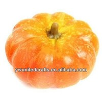 Artificial Small Pumpkin - Decorative Fake/Plastic/Ornamental Fruit/Vegetable