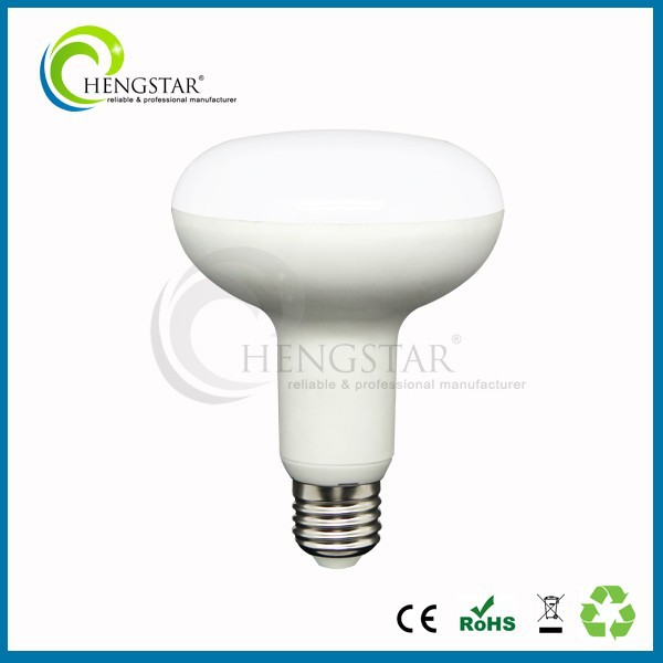 Aluminum and plastic outside led bulb light r50 e27 base factory direct sale 180 degree ra80 ce rohs ,r50 led e27 bulb light