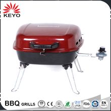 Indoor & outdoor gas portable commercial gas bbq grill gas valve with CSA certificated