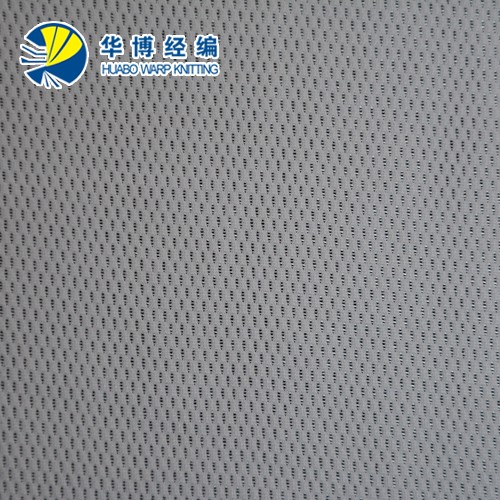 Knit Fabric Diamond Close Hole Mesh Fabric Polyester Sports mesh Fabric