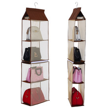 Door Hanging Purse Organizer / for Closet /4 Pockets / In Stock for Amazon