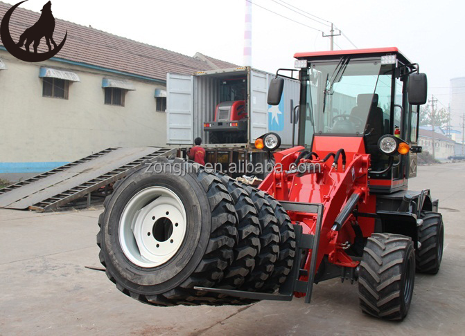 ZL 10 for farming equipment farm tractor wheel loader Zl10