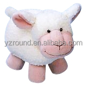Easter day plush squeak teddy sheep lamb