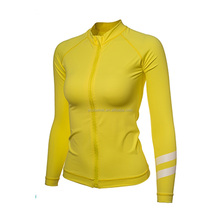 diving cloth lycra wetsuit windsurfing rash guard woman rashguard swimsuit lycra dive skins long sleeves woman ladies rash suit