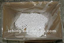 High Quality 99% Naphthalene ball 25KG Bulk Packing