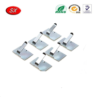 Different plating of all sizes customized the metal clip from China