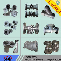gate valve parts, valve cover part
