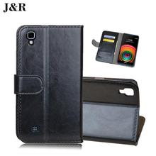 J&R brand Luxury Wallet PU Leather Stand Flip Case For Lenovo K3 Note a7000 cover,Phone Cases with card holder, 9 Colors
