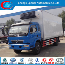 DONGFENG 4X2 frozen lorry -18 degree carrier refrigeration unit truck