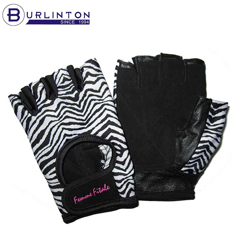 Women's Short Finger Keep Fit Gloves