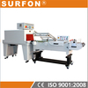 Food Tray L Sealer and Shrink Wrapper
