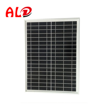 Top quality monocrystalline silicon solar cell panel price efficiency 20w
