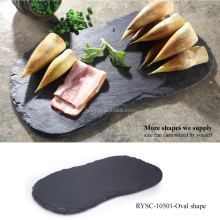 New Hardware Products Fast hot Steak Cooking Lava Rock Plate Steak Stone Plate