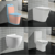 Sanitary Ware Ceramic Wall Hung Toilet