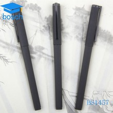 Wholesale custom novelty Black Gel Pen creative pen yiwu