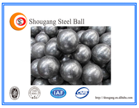 chromium cast sand mould casting iron ball